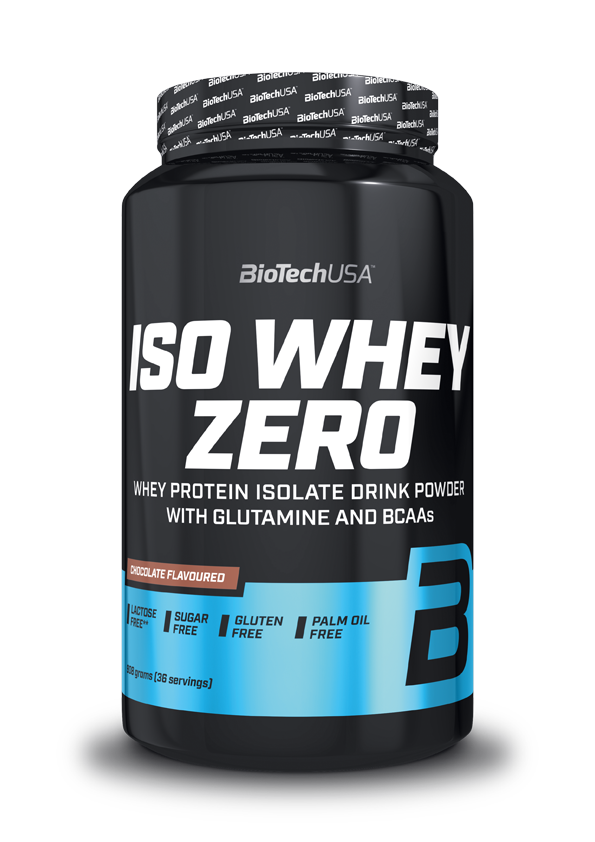 BioTech USA Iso Whey Zero 0,908 kg