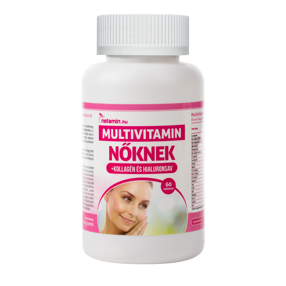 Netamin Multivitamin for women 60 caps