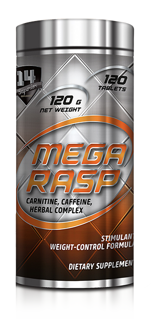 Superior 14 Mega RASP 120 tab.