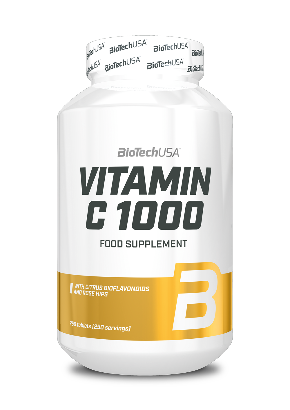 BioTech USA Vitamin C-1000 Bioflavonoids 250 tab.