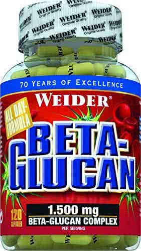 Weider Nutrition Beta-Glucan  120 caps