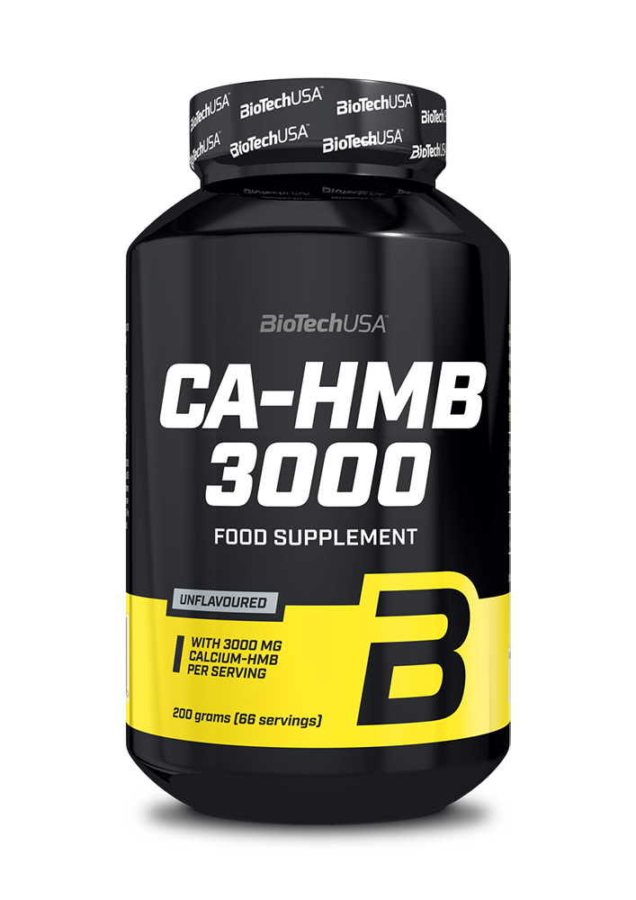 BioTech USA Ca-HMB 3000 200 gr.
