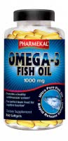 Pharmekal Omega-3 Fish Oil (350 g.c.)