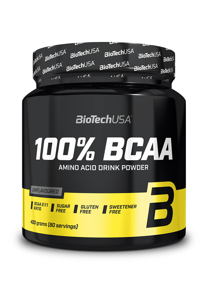 BioTech USA 100% BCAA 400 gr.