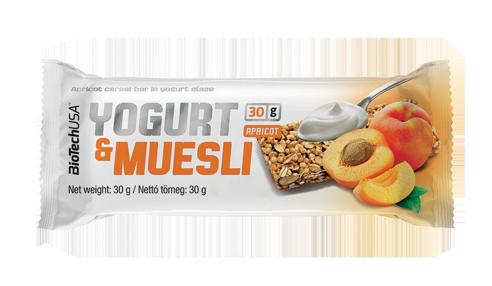 BioTech USA Yogurt & Muesli 30 gr.