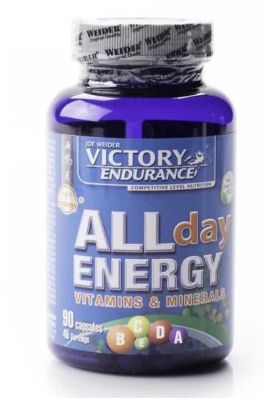 Weider Nutrition All Day Energy 90 caps