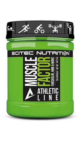 Scitec Nutrition Muscle Factor 150 caps