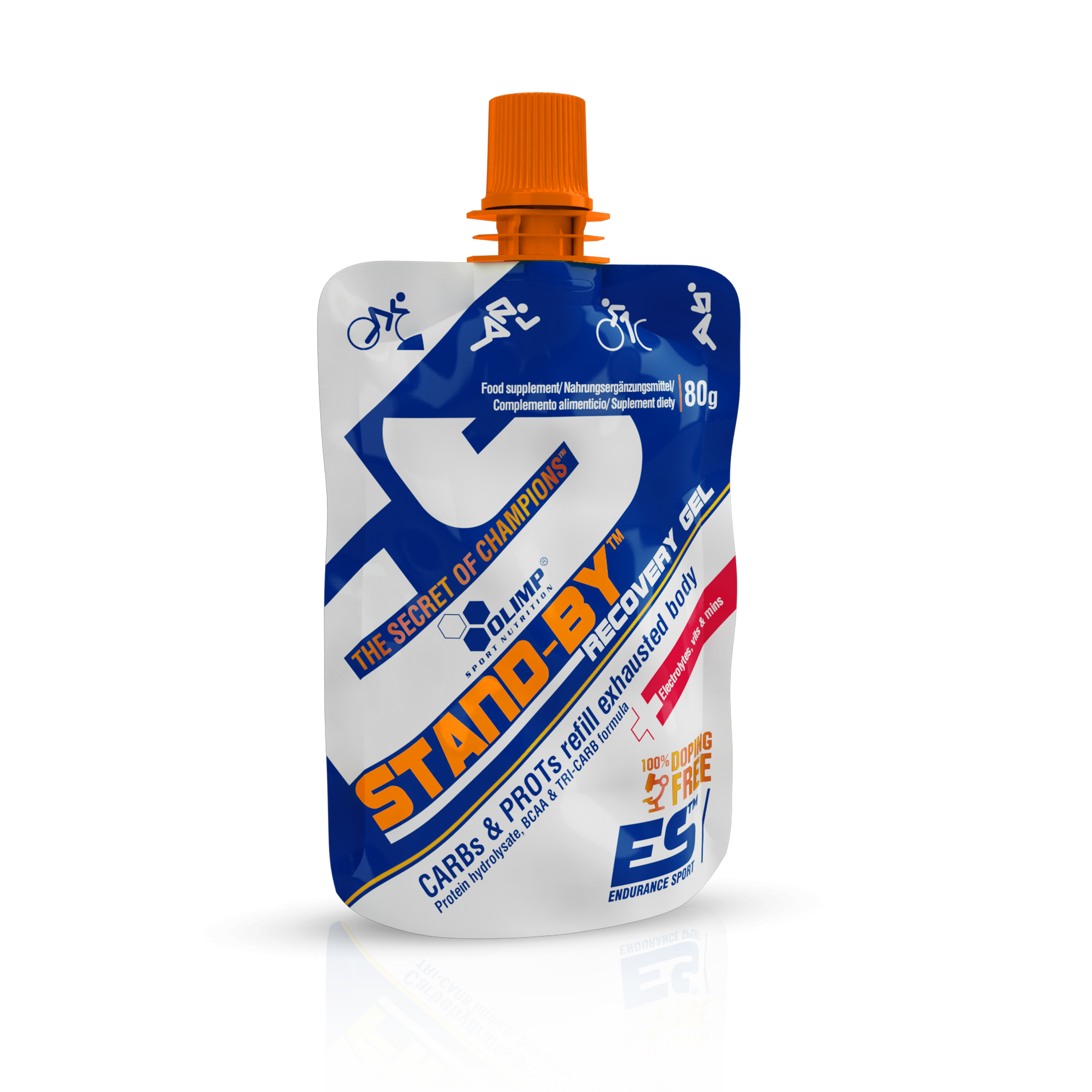 Olimp Sport Nutrition Stand-By 20x80 g