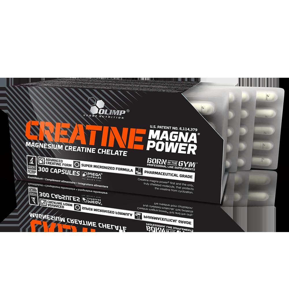 Olimp Sport Nutrition Creatine Magna Power 300 caps