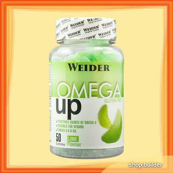 Weider Nutrition Omega Up 50 chews