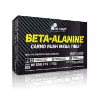 Olimp Sport Nutrition Beta Alanine Carno Rush (80 tab.)