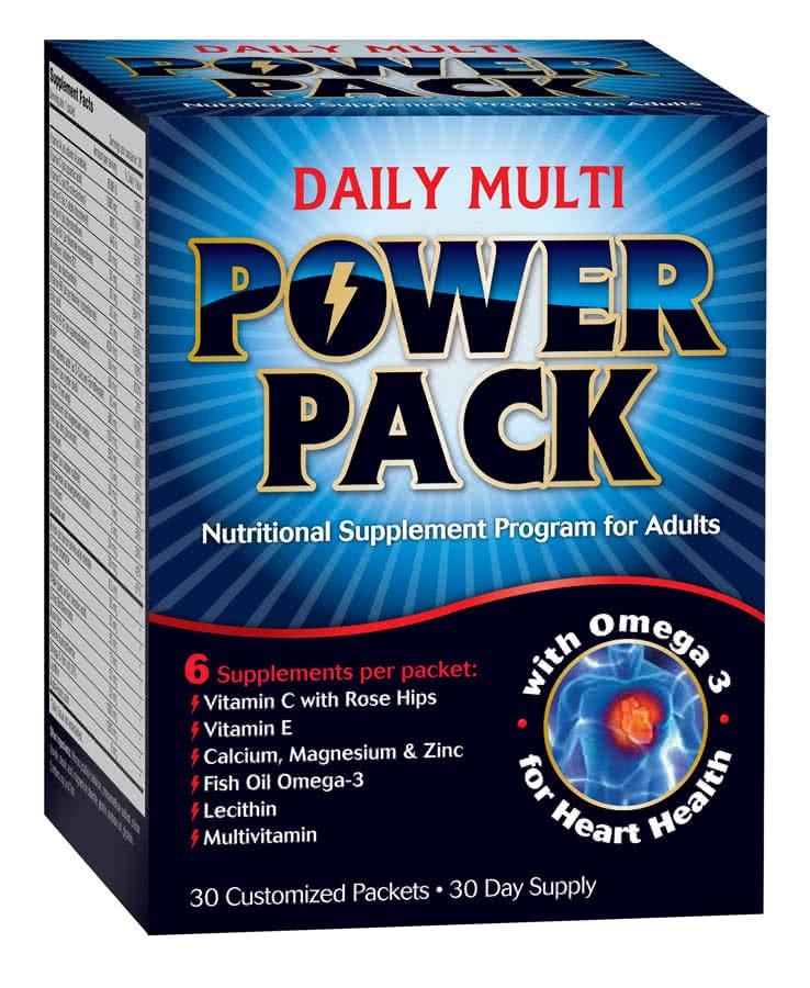 Pharmekal Power Pack 30 pak