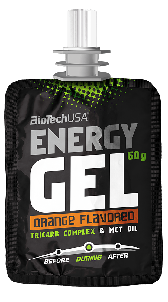 BioTech USA Energy Gel 60 gr.