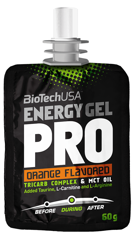 BioTech USA Energy Gel Professional 60 gr.
