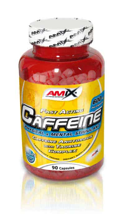 Amix Caffeine with Taurine 90 caps