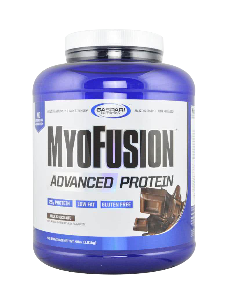 Gaspari Nutrition Myofusion Advanced Protein 1,814 kg