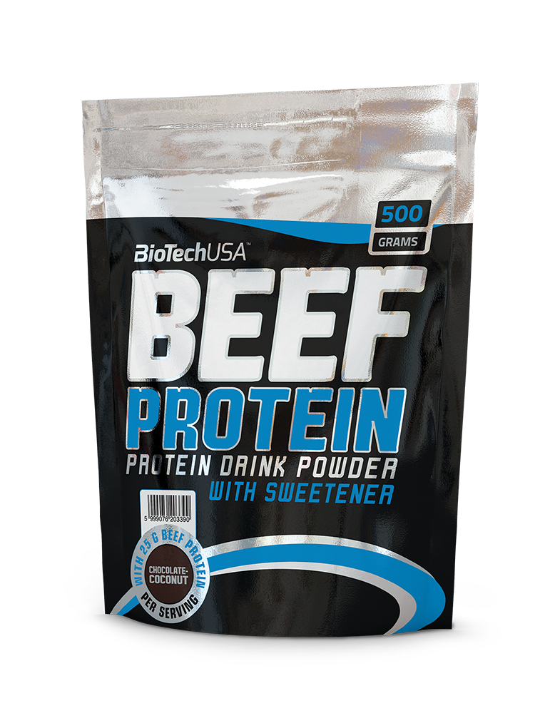 BioTech USA Beef Protein 0,5 kg