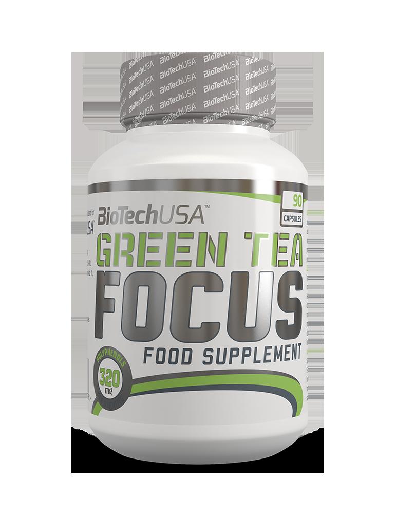 BioTech USA Green Tea Focus 90 caps