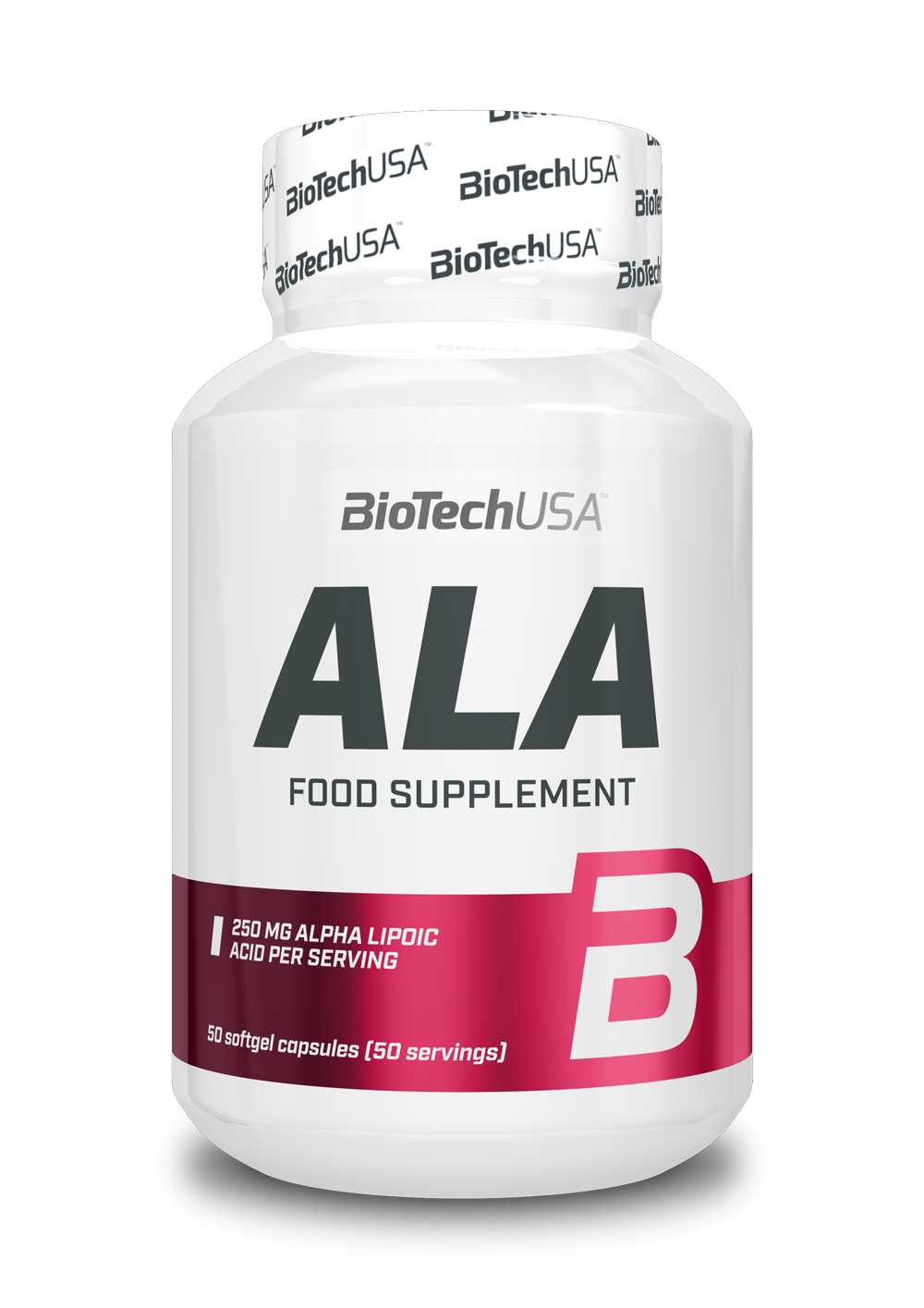 BioTech USA ALA 50 caps