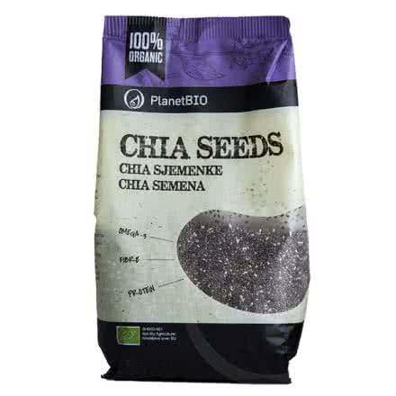 PlanetBio Chia seeds 0,3 kg