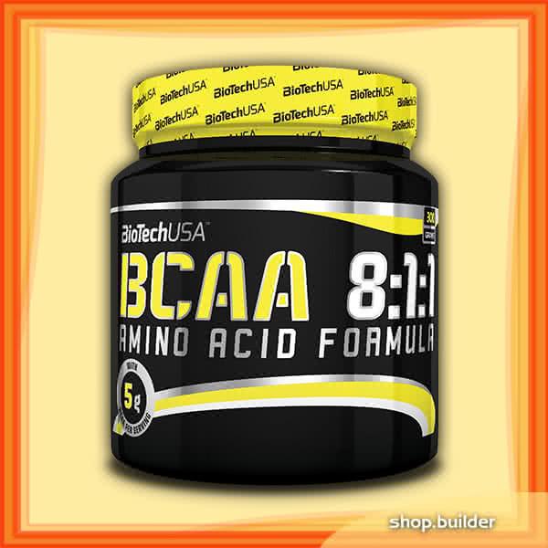 BioTech USA BCAA 8:1:1 300 gr.