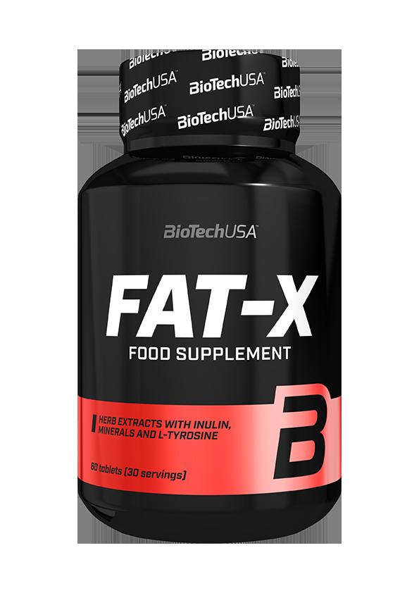 BioTech USA Fat-X 60 tab.