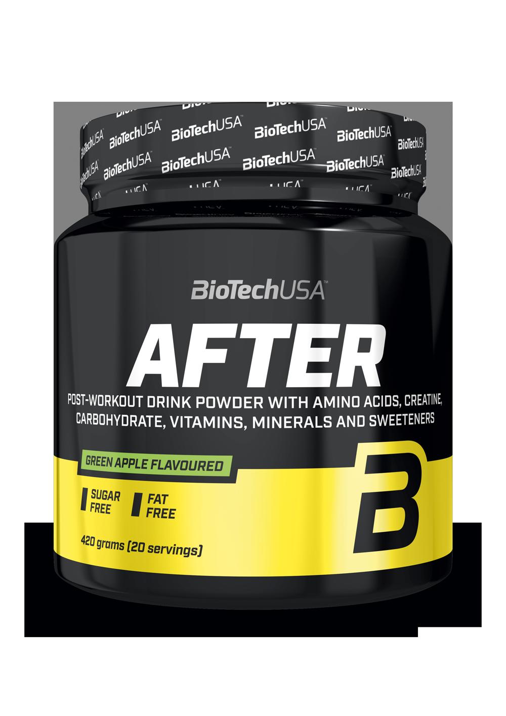 BioTech USA After 420 gr.