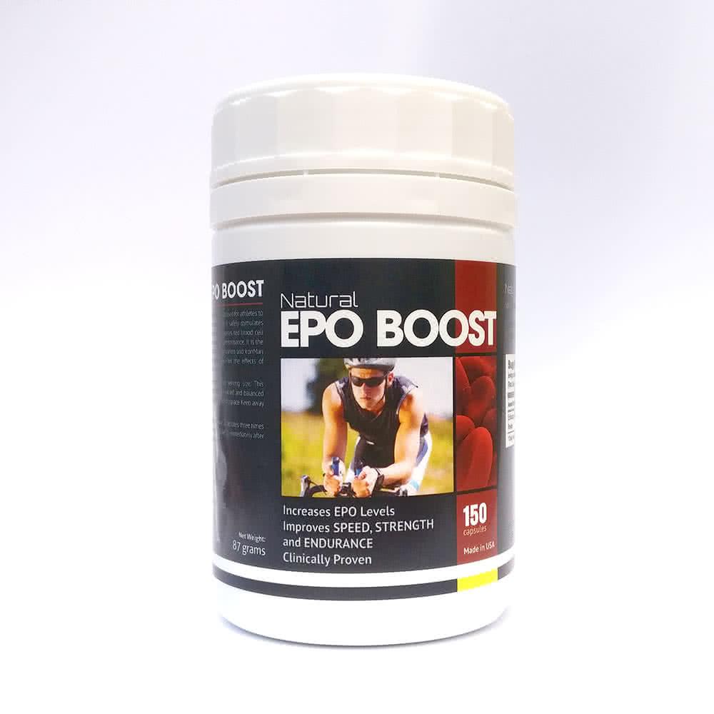 Netamin Natural EPO Boost 150 caps