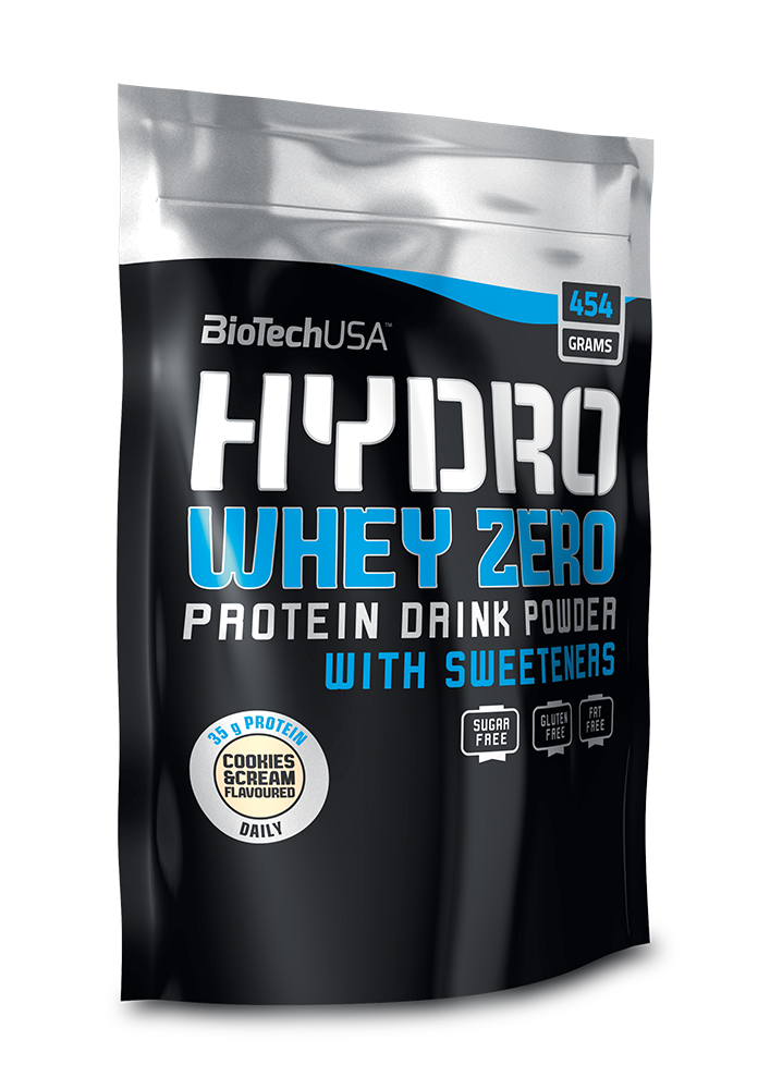 BioTech USA Hydro Whey Zero 0,454 kg