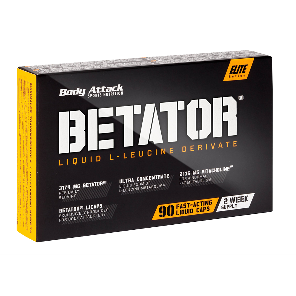 Body Attack BetaTor 90 caps