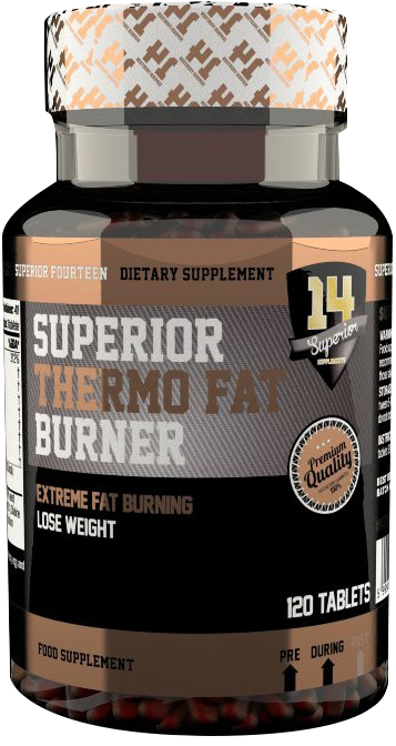 Superior 14 Thermo Fat Burner 120 caps