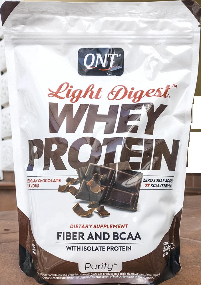 QNT Sport Light Digest Whey 0,5 kg