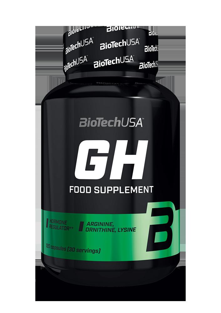 BioTech USA GH Hormon Regulator 120 caps