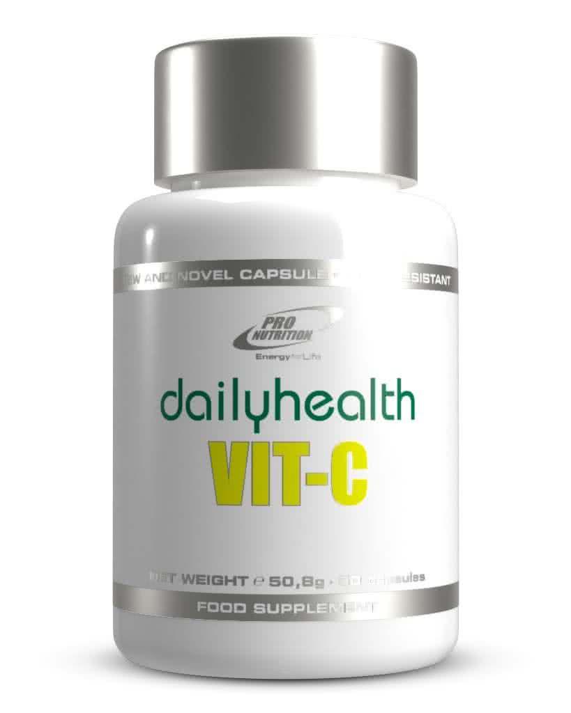 Pro Nutrition Dailyhealth Vit C 50 tab.