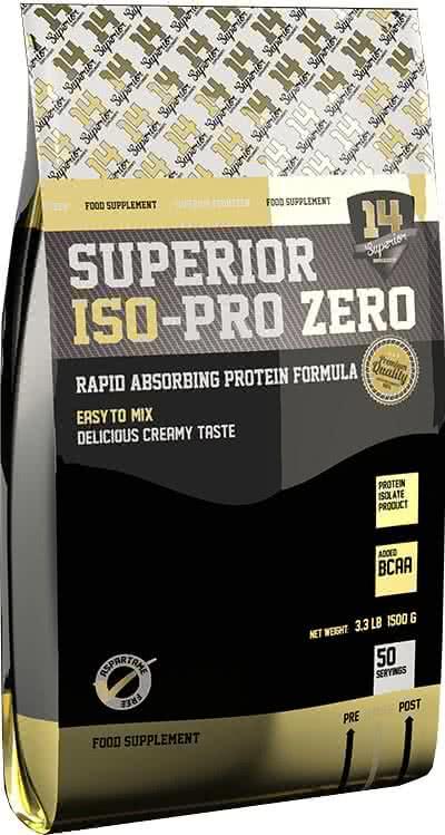 Superior 14 Iso-Pro Zero 1,5 kg