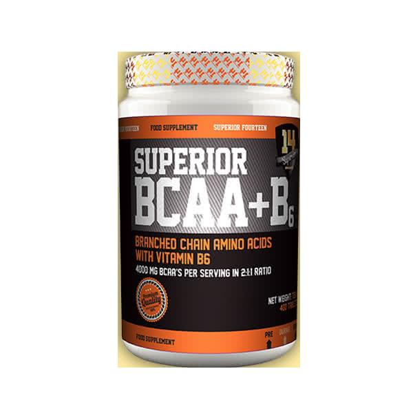 Superior 14 BCAA+B6 400 tab.