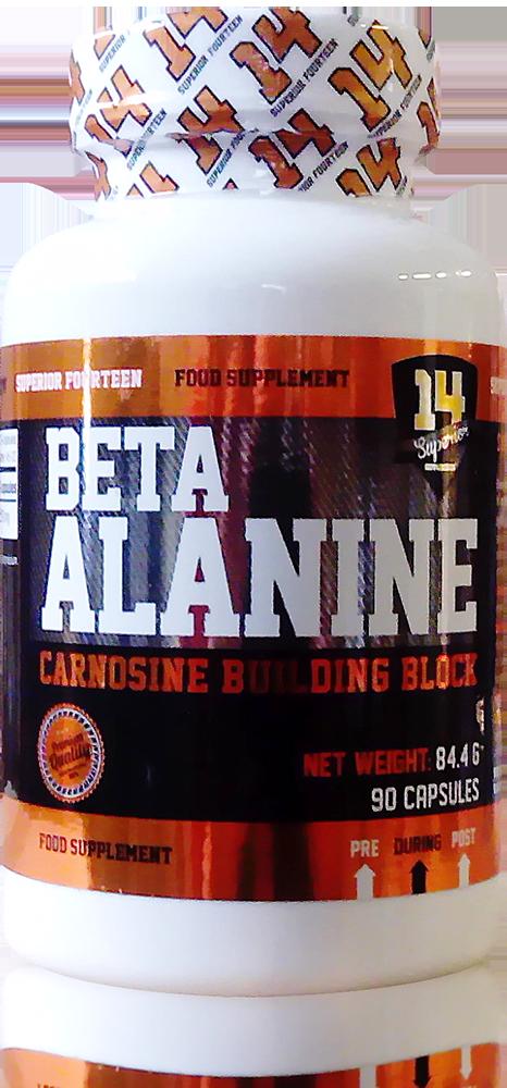 Superior 14 Beta Alanine 90 caps