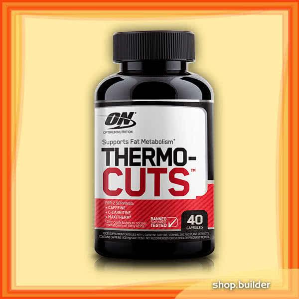 Optimum Nutrition Thermo Cuts 40 caps