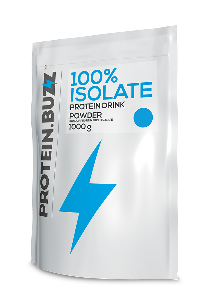Protein Buzz 100% Isolate 1 kg