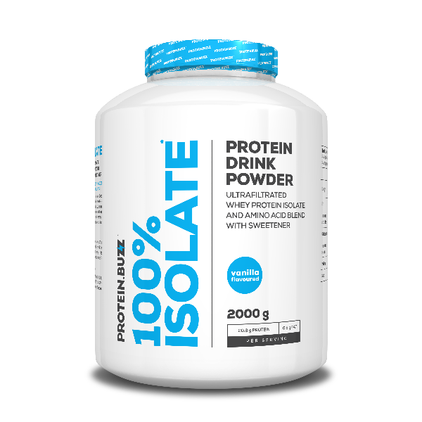 Protein Buzz 100% Isolate 2 kg