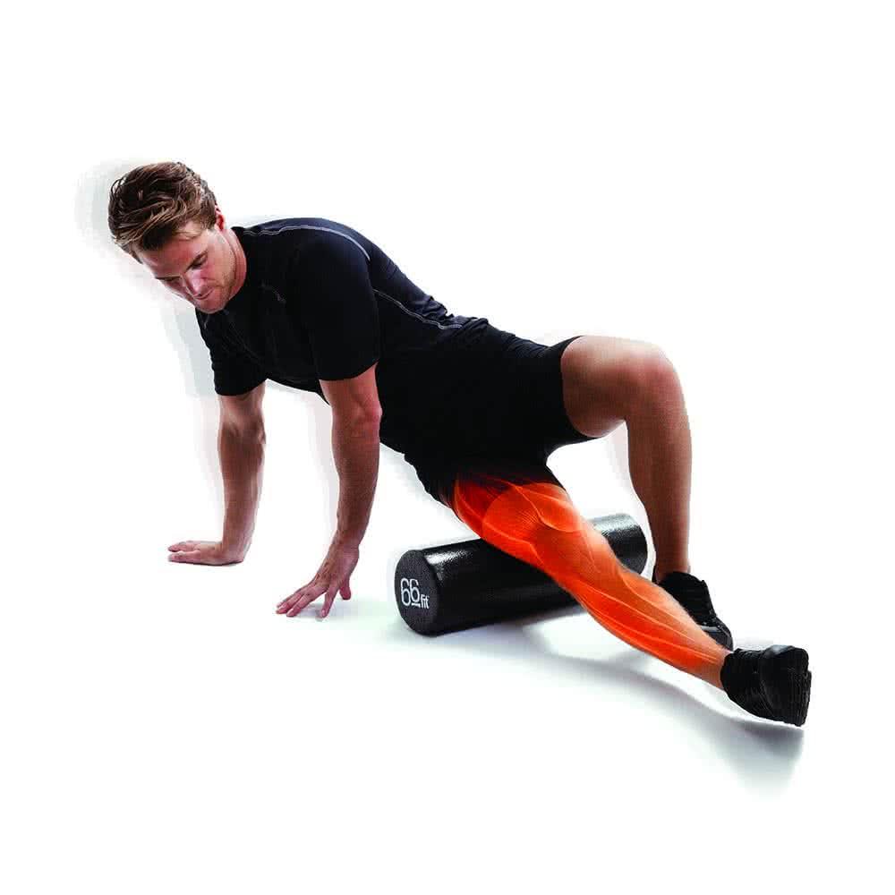 66 Fit EPP Massage Foam Roller 15cm x 45 cm