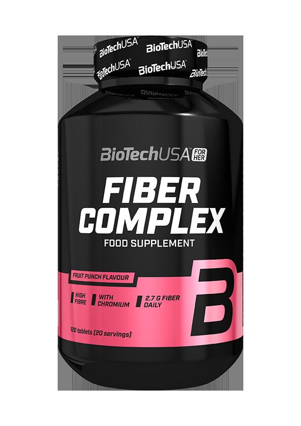 BioTech USA Fiber Complex For Her 120 tab.