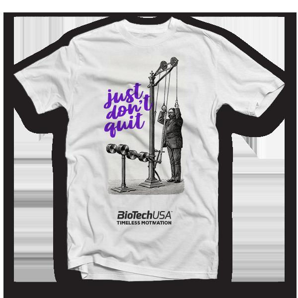BioTech USA Just Don`t Quit T-shirt