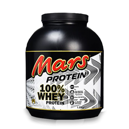 Mars Mars 100% Whey Protein 1,8 kg