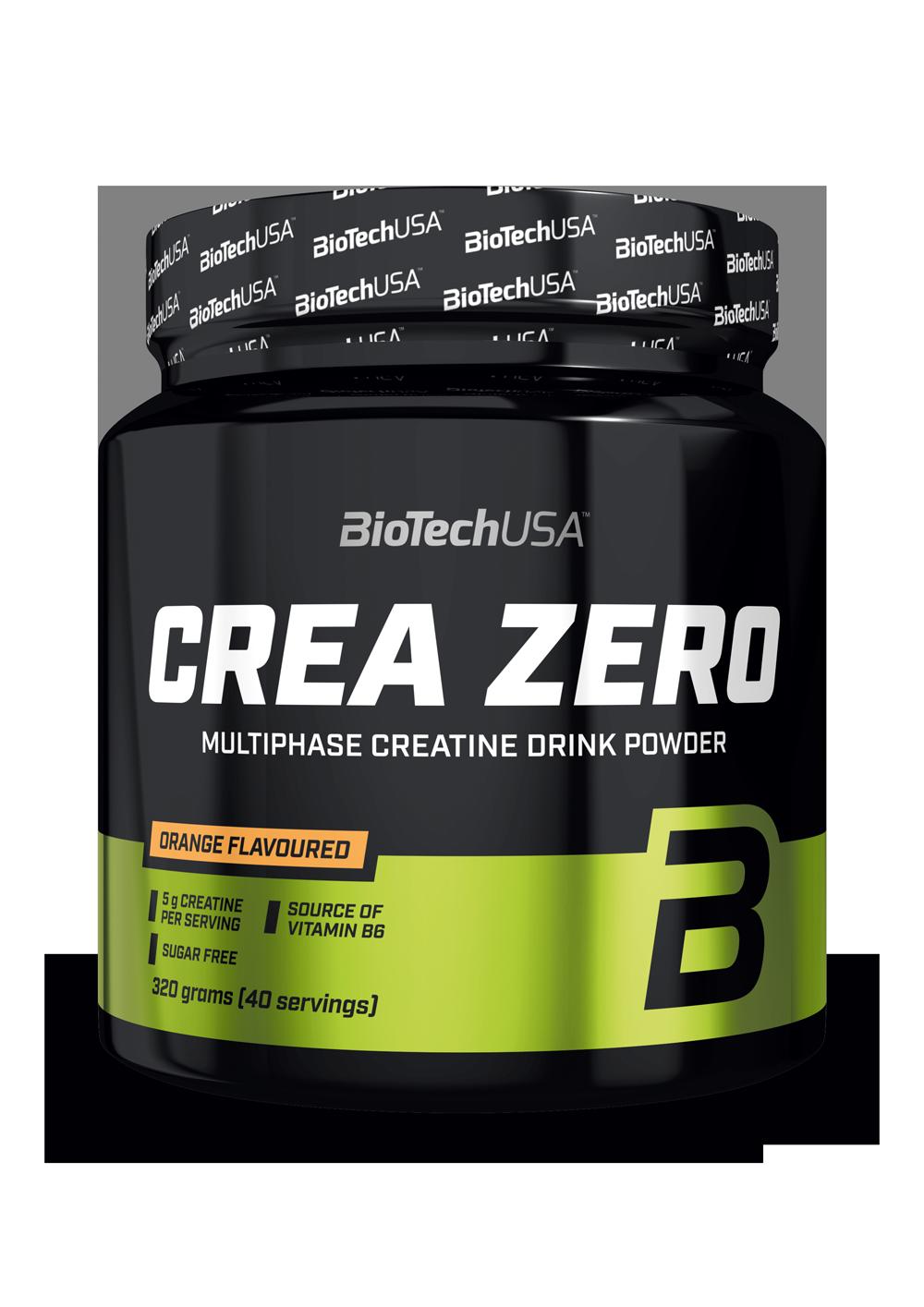 BioTech USA Crea Zero 320 gr.