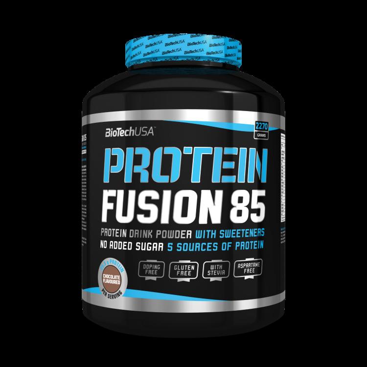 BioTech USA Protein Fusion 85 2,27 kg