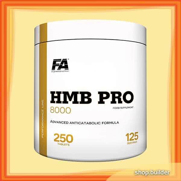 Fitness Authority HMB Pro 8000 250 tab.