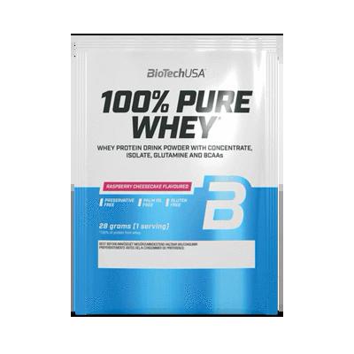 BioTech USA 100% Pure Whey 28 gr.