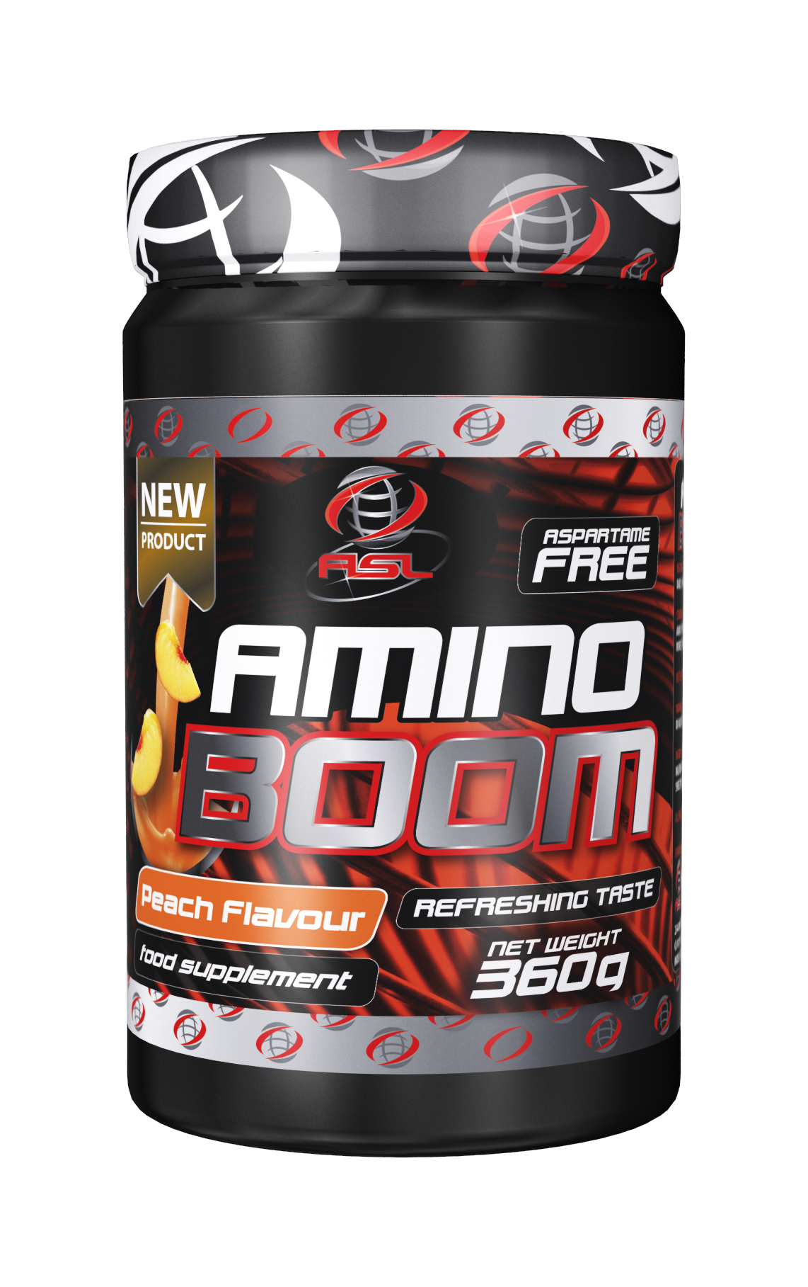 AllSports Labs Amino Boom 360 gr.
