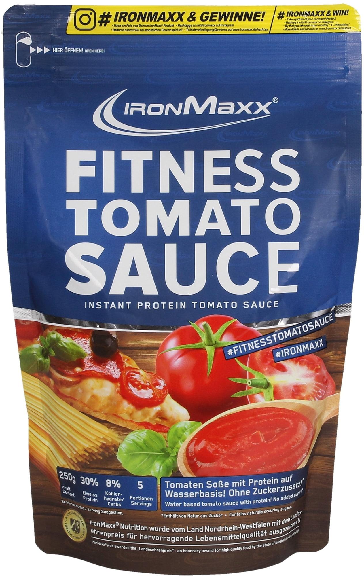 IronMaxx Fitness Tomato Sauce 250 gr.